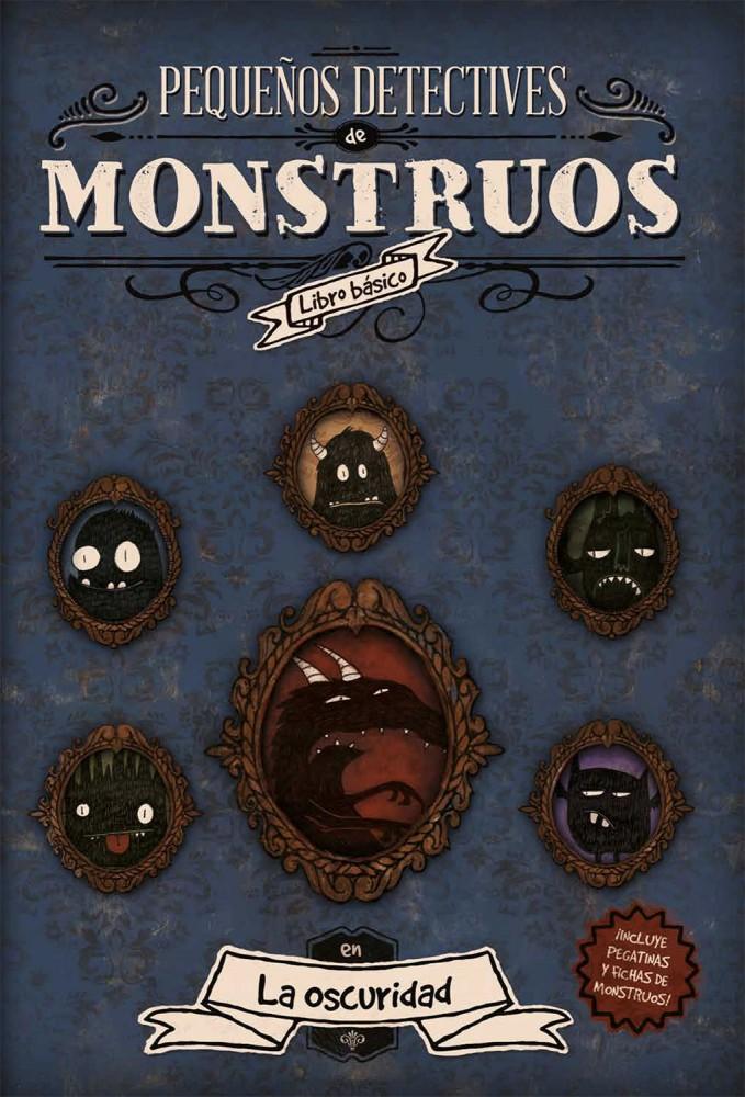 Pequeños Detectives de Monstruos