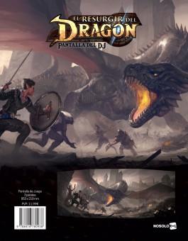 El Resurgir Del Dragón: Pantalla del DJ