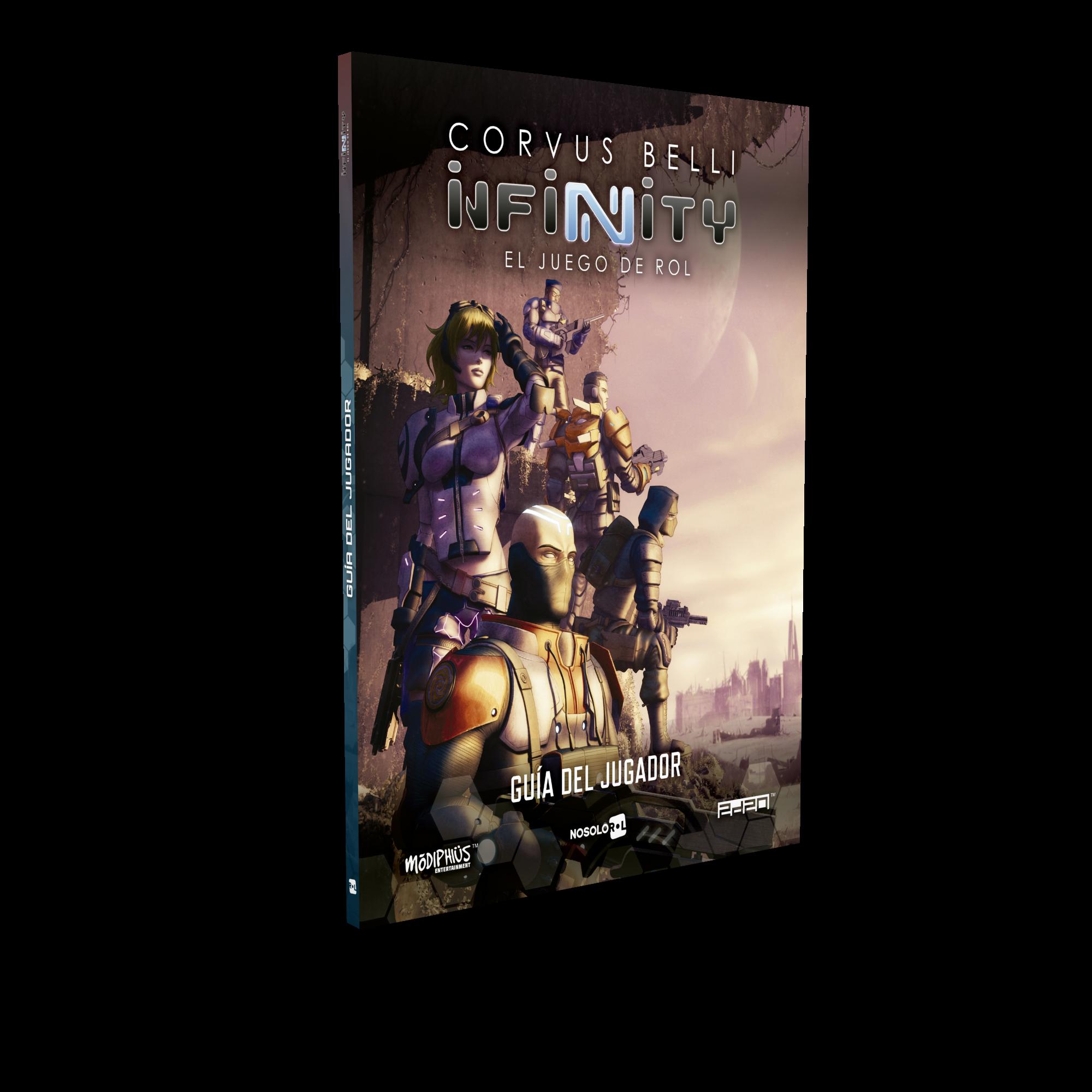 Infinity: Guia del Jugador