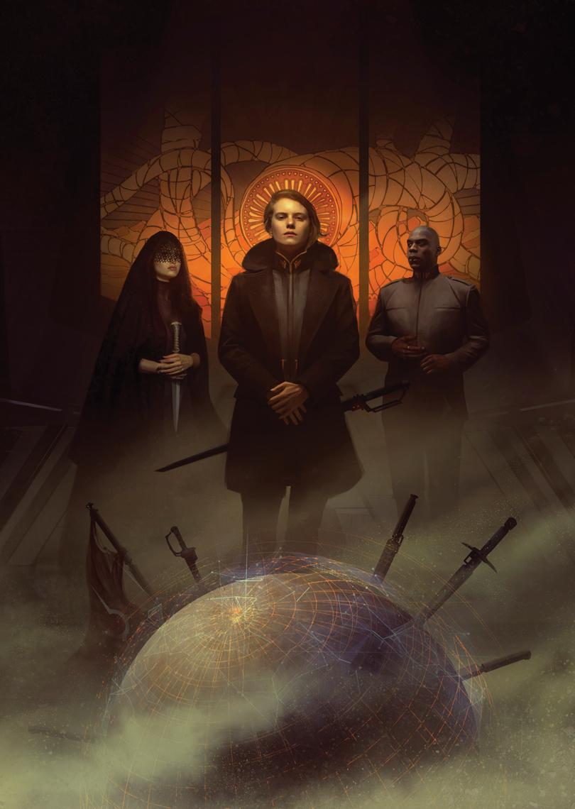 Dune; Aventuras en el Imperio