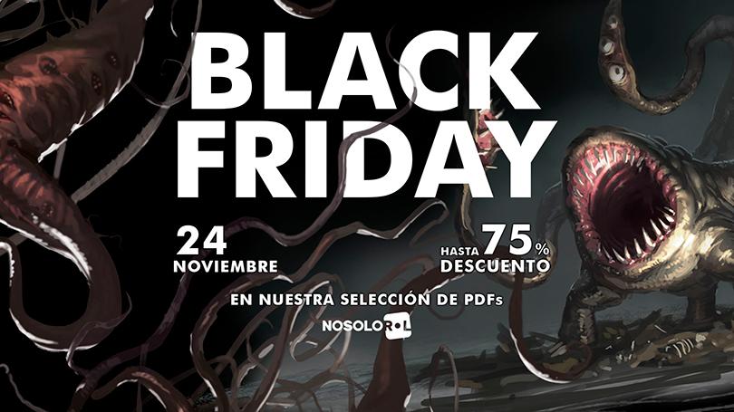 Black Friday Nosolorol