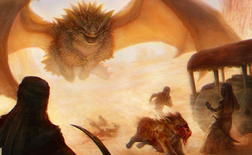 El Resurgir del Dragon Vindusan Nosolorol