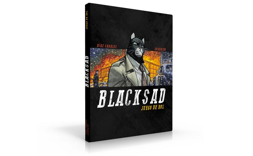 Blacksad: Juego de rol - Nosolorol Ediciones