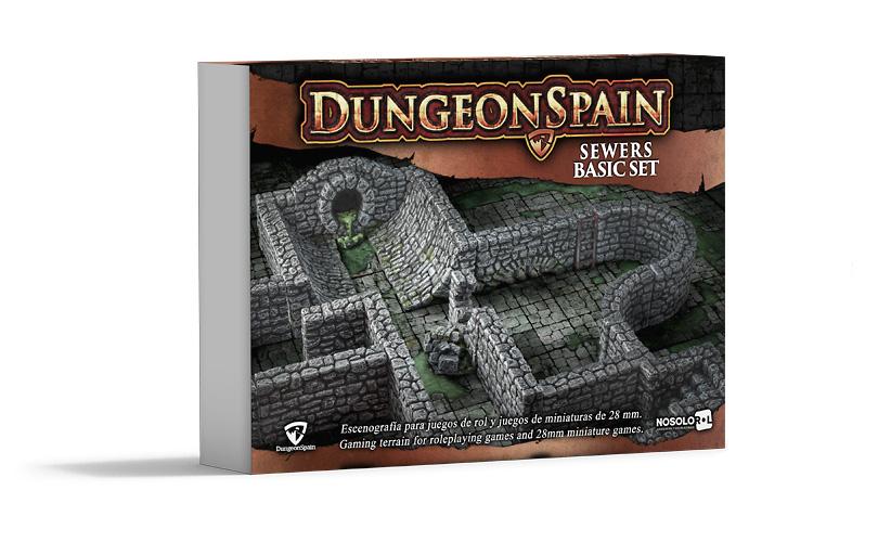 DungeonSpain: Alcantarillas