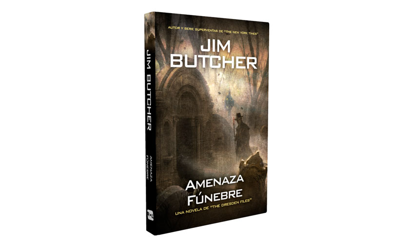 Amenaza Fúnebre The Dresden Files Nosolorol