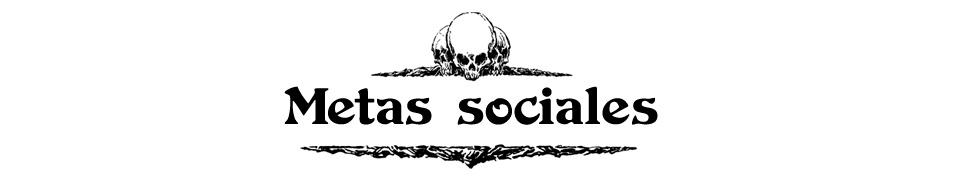 Metas Sociales