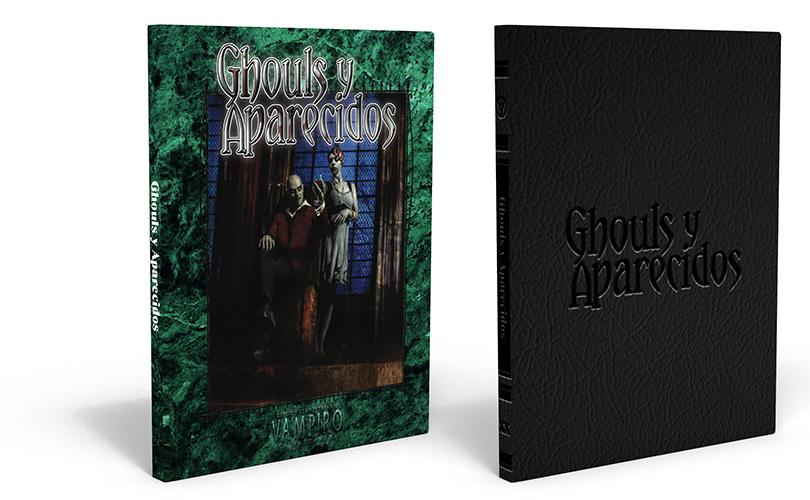Ghouls y aparecidos Vampiro Nosolorol