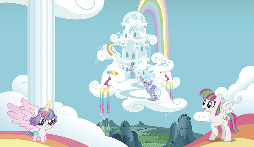 My Little Pony Tales of Equestria Nosolorol