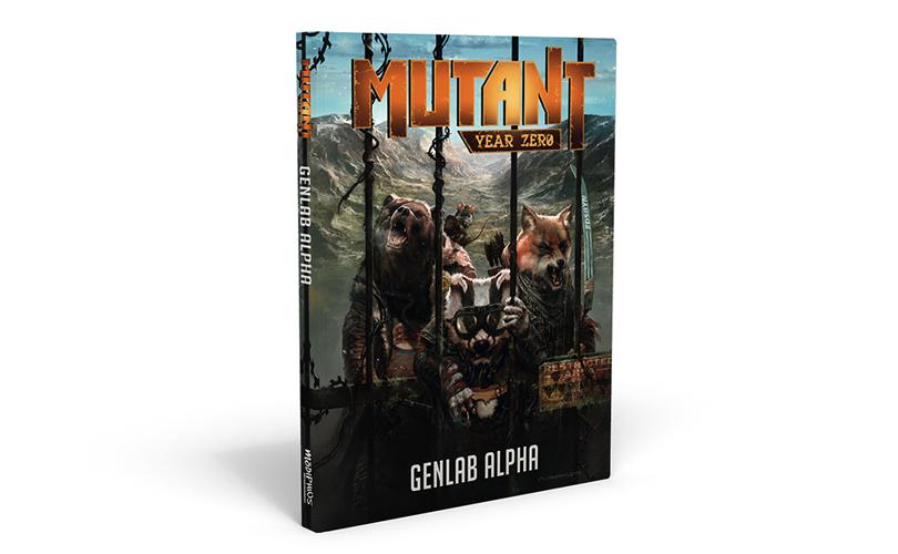 Mutant: Genlab Alpha Nosolorol