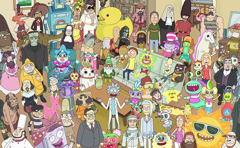 Rick & morty Nosolorol