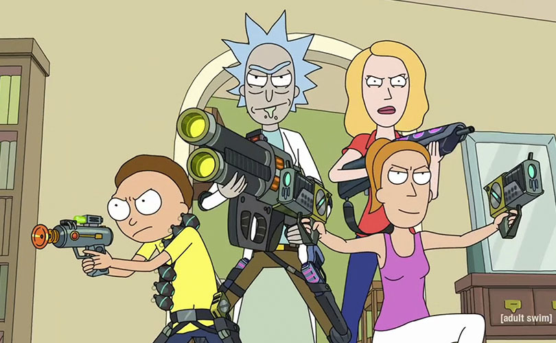 Rick & Morty Nosolorol