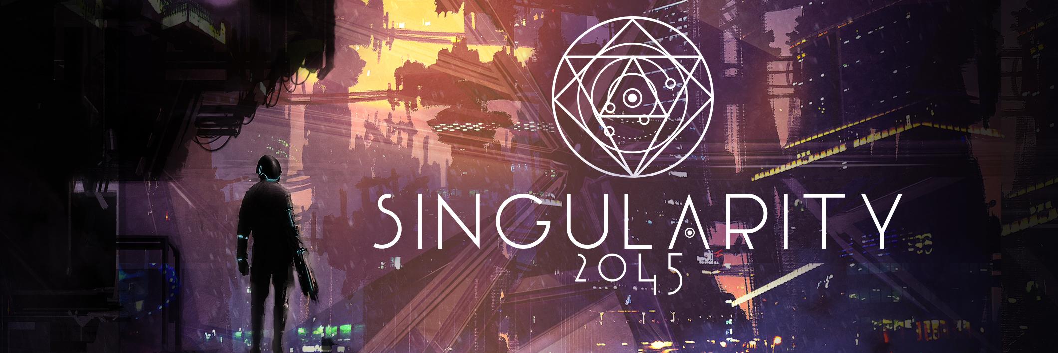 Ver Singularity 2045