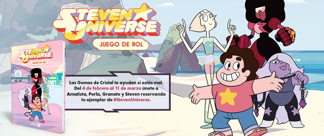 Steven Universe Prepedido