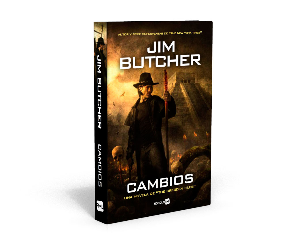 The Dresden Files Cambios