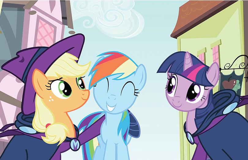 My little Pony Nosolorol Aventuras en Equestria
