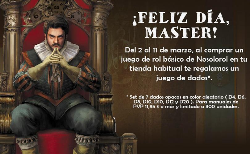 Nosolorol Día del Master