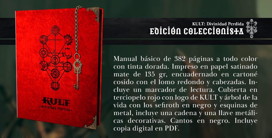 KULT Edición Coleccionista