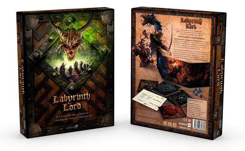 Labyrinth Lord Nosolorol