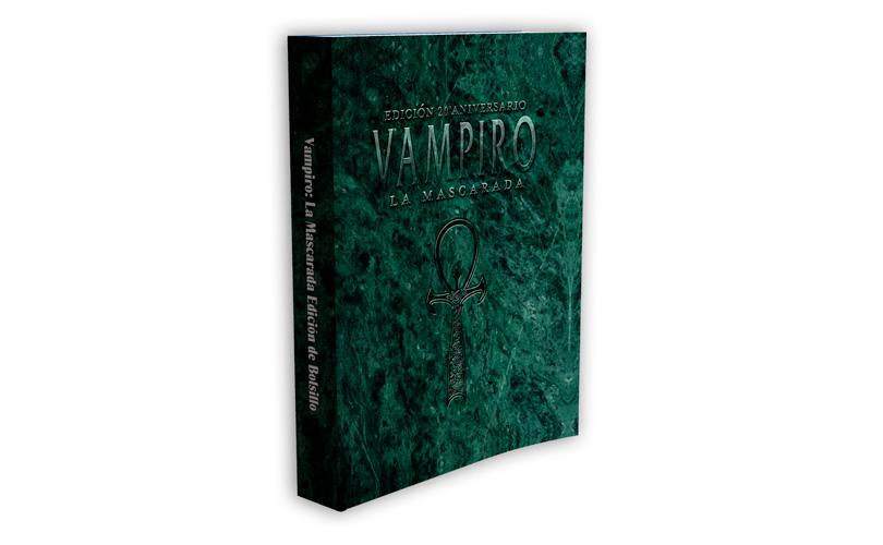 Vampiro edición bolsillo Nosolorol