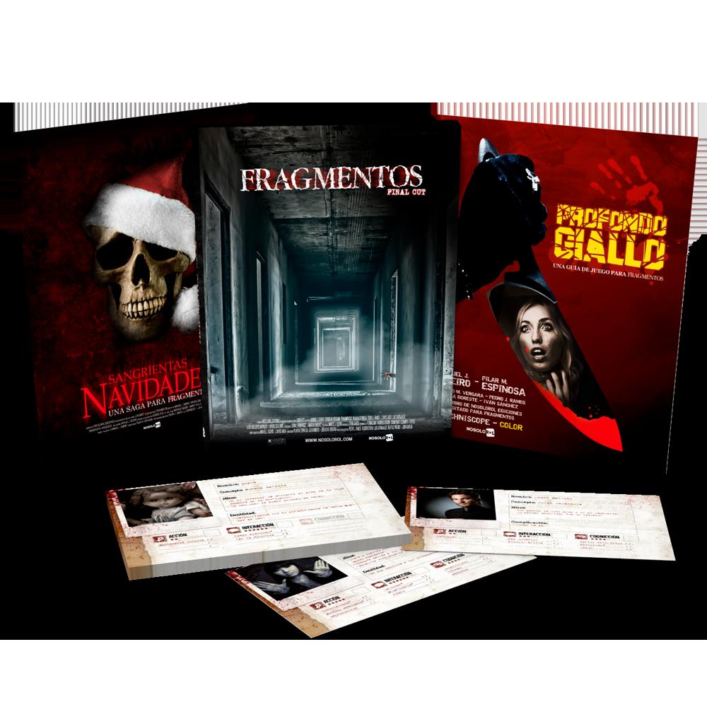 Fragmentos:Final Cut Collector Edition