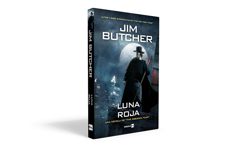 The Dresden Files Luna Roja Nosolorol