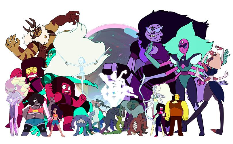 Steven Universe Juego de Rol