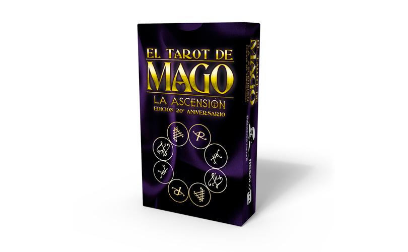 Mago La Ascensión: Tarot Nosolorol