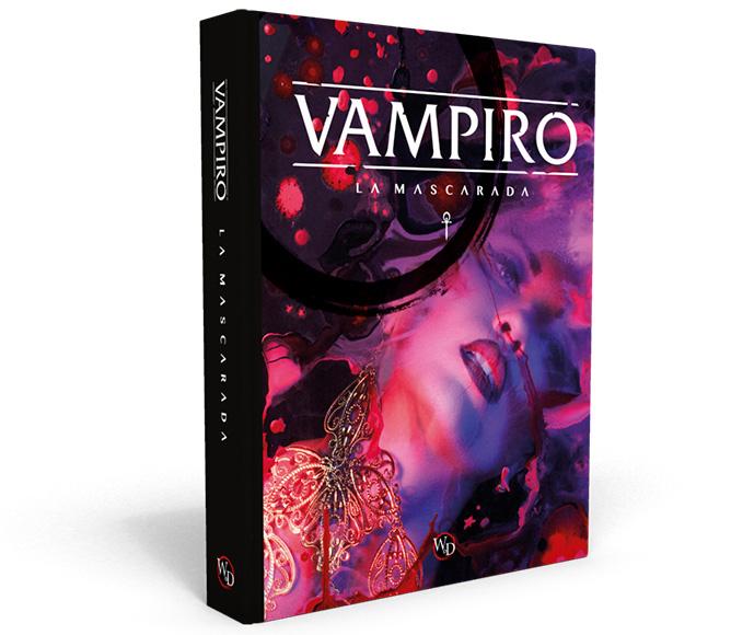 Vampiro: La Mascarada 5ª Edición Premium