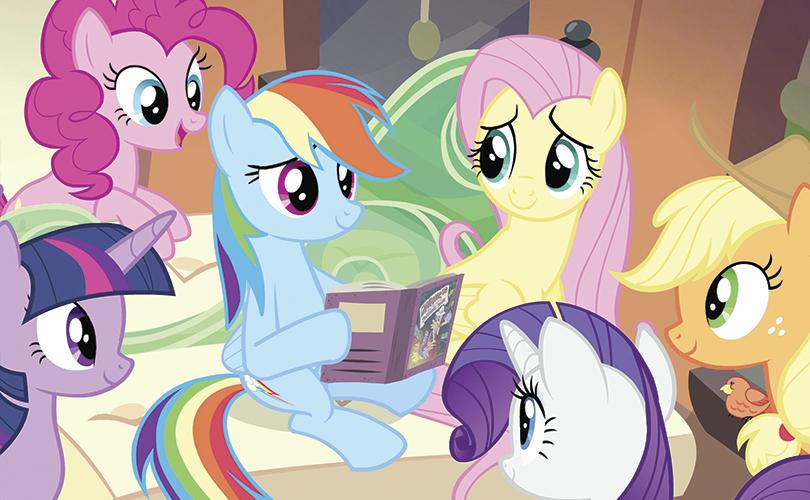 Nosolorol publicará Mi Pequeño Pony: Aventuras en Equestria