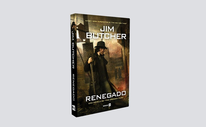 Ya disponible The Dresden files: Renegado